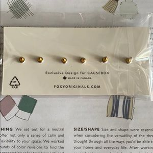 foxy originals Jewelry - Triple Set Earrings by Foxy Originals